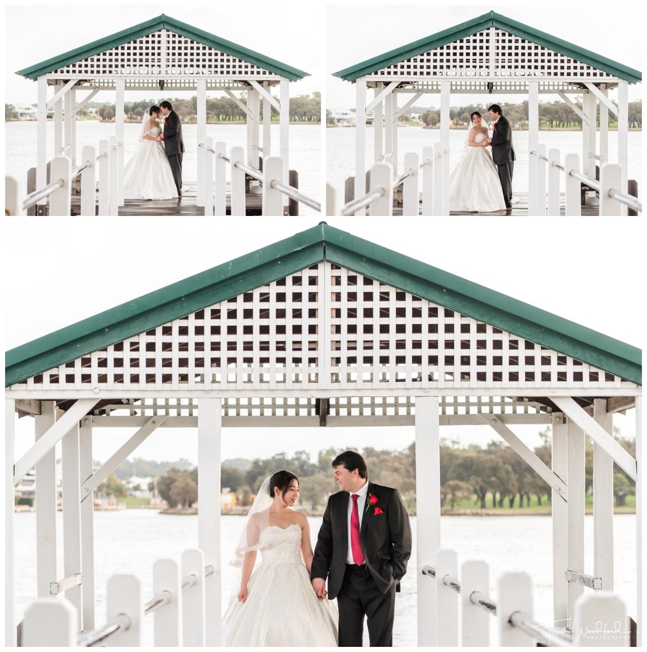 Boatshed Mandurah Wedding