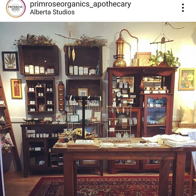 Come join me at the Grande re-opening of Primrose Apothecary, tonight, from 4:30-7:30. Details in previous post!  With @darkexact, @primroseorganics_apothecary and their new project, and @botica_botanica pouring libations. Yum.