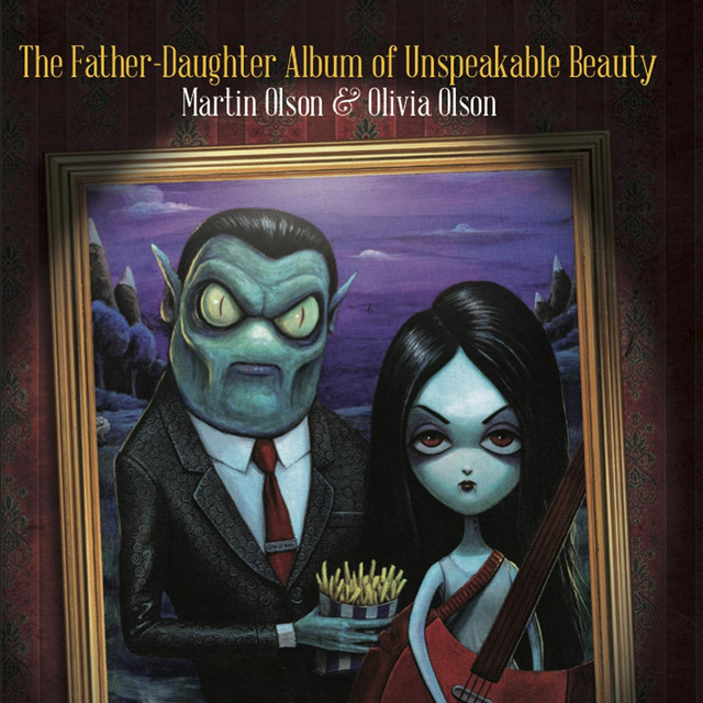Father-Daughter Album of Unspeakable Beauty CD