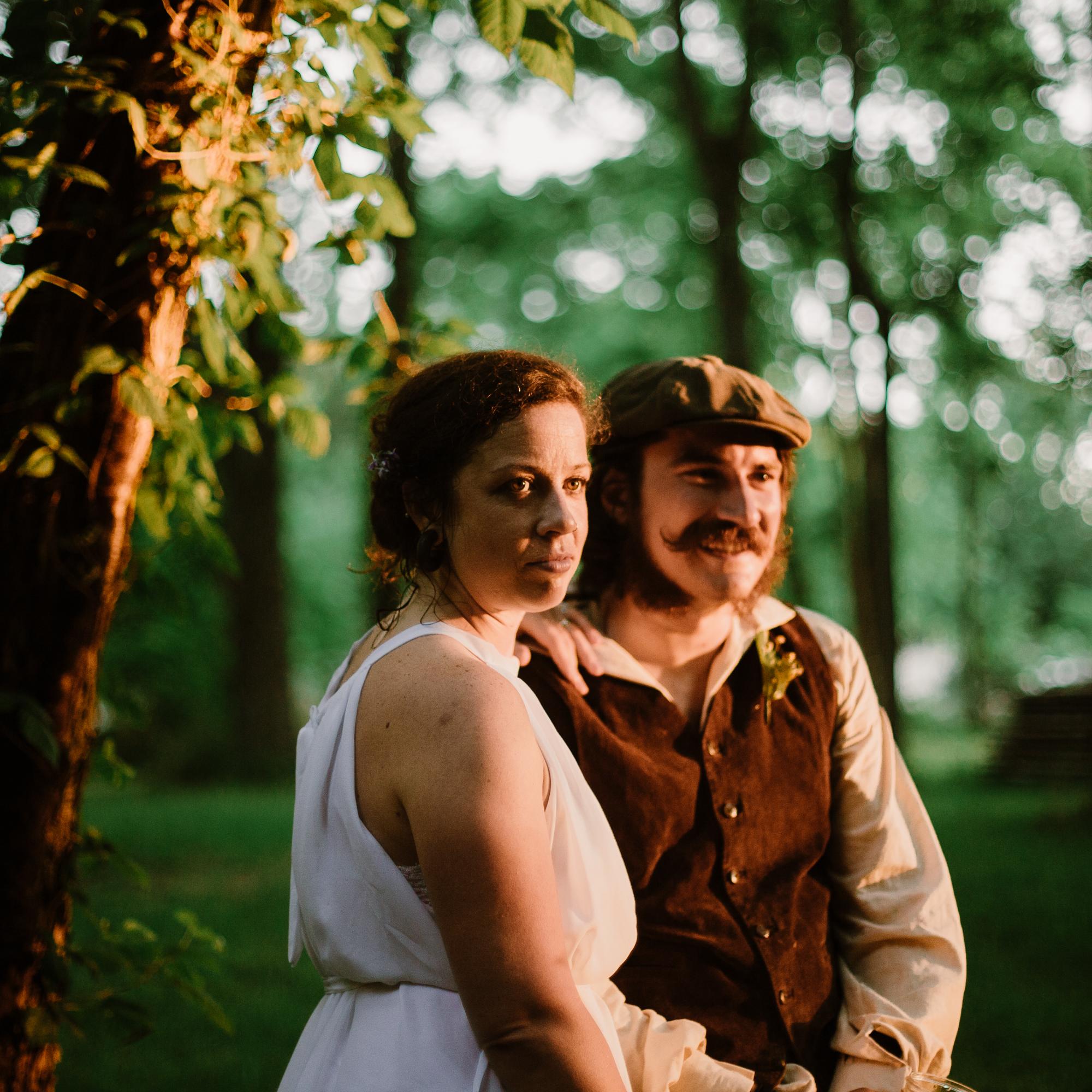 Danielle & Matt - Ashland, VA