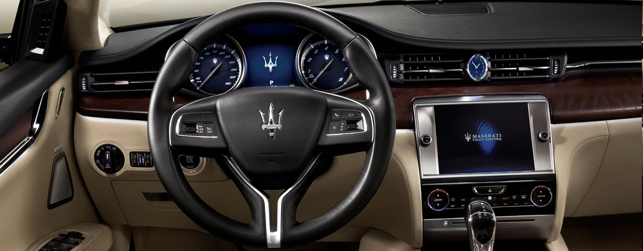 Courtesy of Maserati