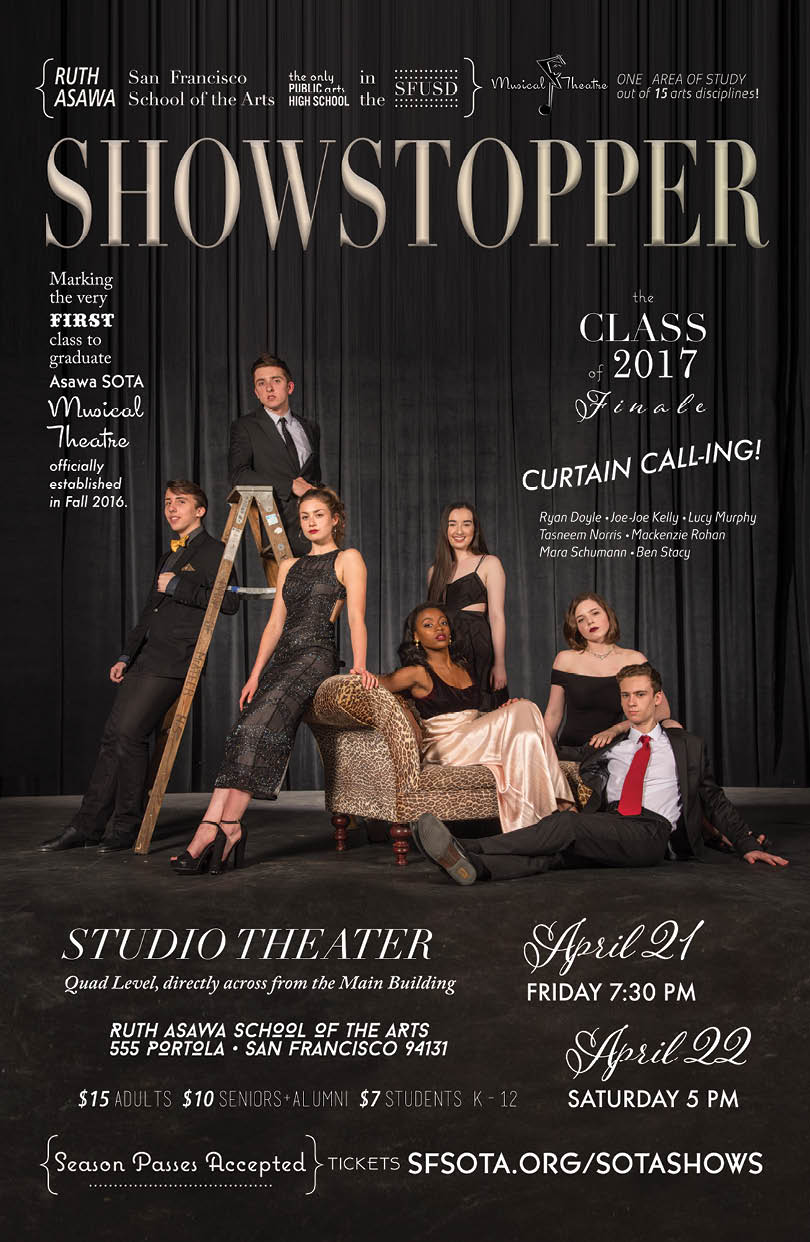showstoppers musical theatre seniors