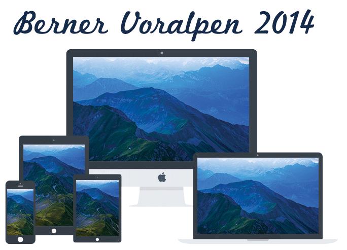 Berner Voralpen 2014