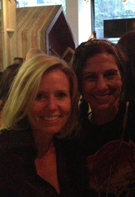 Jayne Nicholls and Shirel Keller-Stemmons