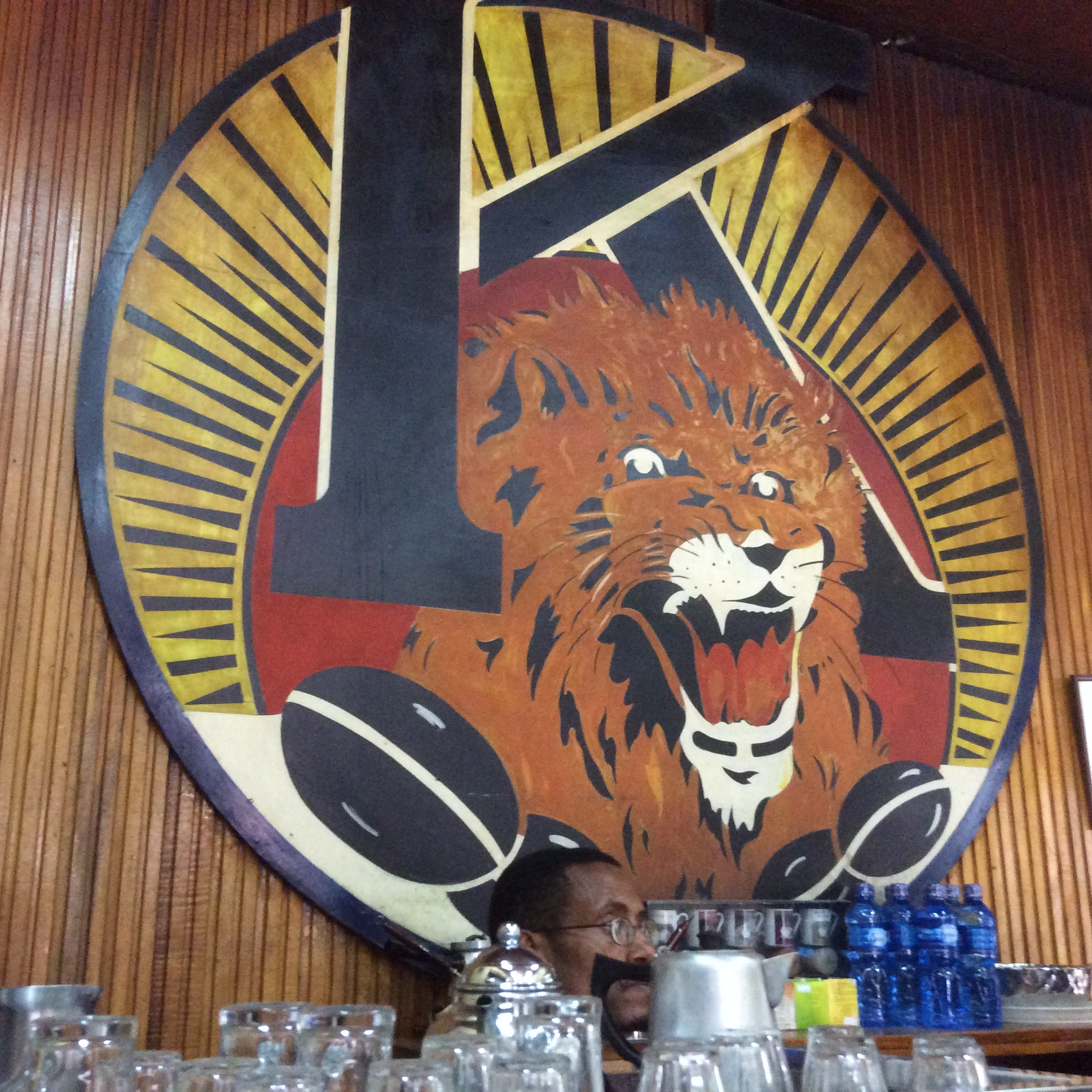 Tomoco, Addis Ababa's FamousCoffee Shop