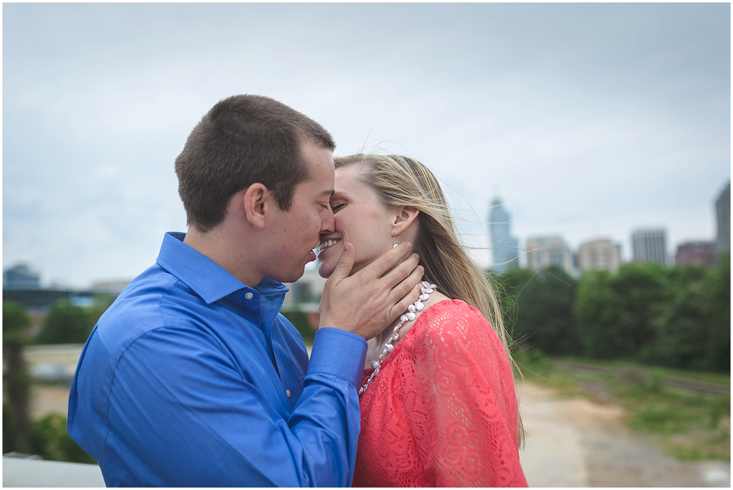 Coker Arboretum UNC Campus Chapel Hill North Carolina Engagement Photographer-0036.jpg