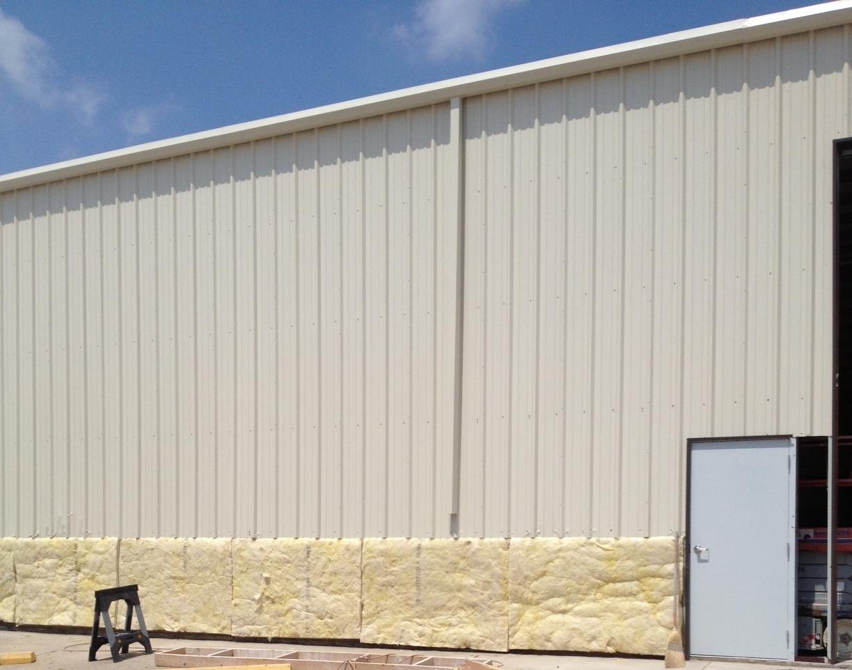 Metal Building Wall & Roof Repairs, Steel Roof Repair