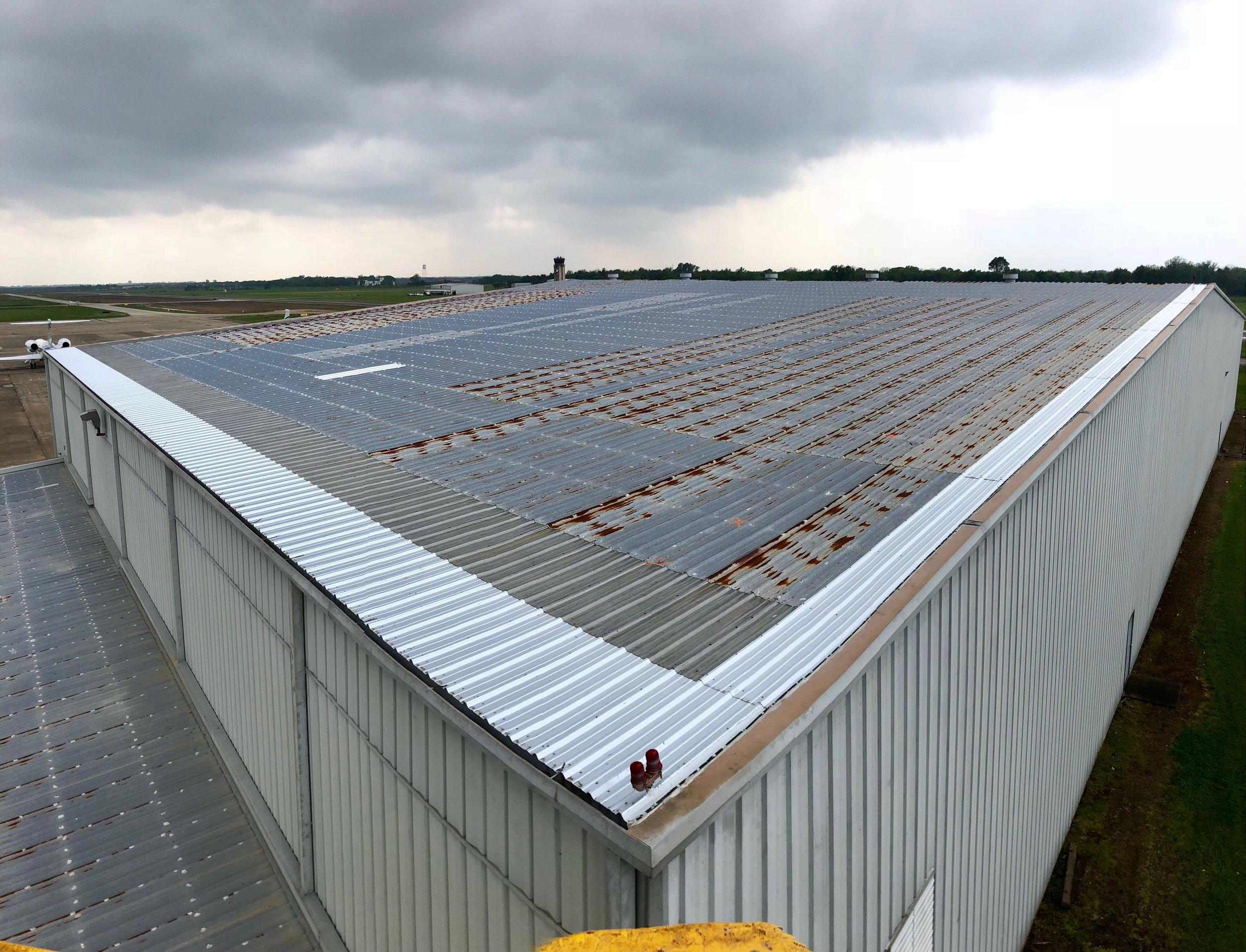 Metal Building Wall Roof Repairs Steel Roof Repair Metalguard