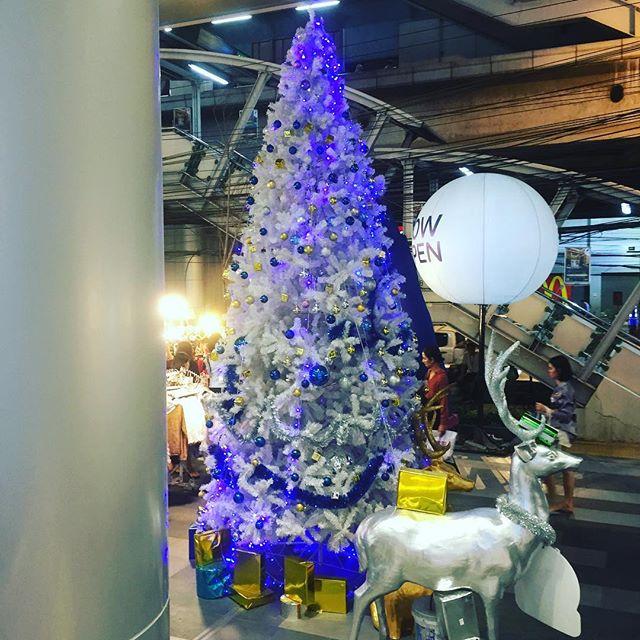 God Jul, Kul Jul, Merry Christmas!#christmas #bangkok #merrychristmas #godjul