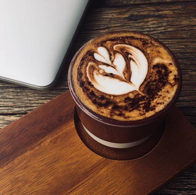Coofebreak in Centralworld. #Bangkok #centralworld ##cappuccino #coffebreak