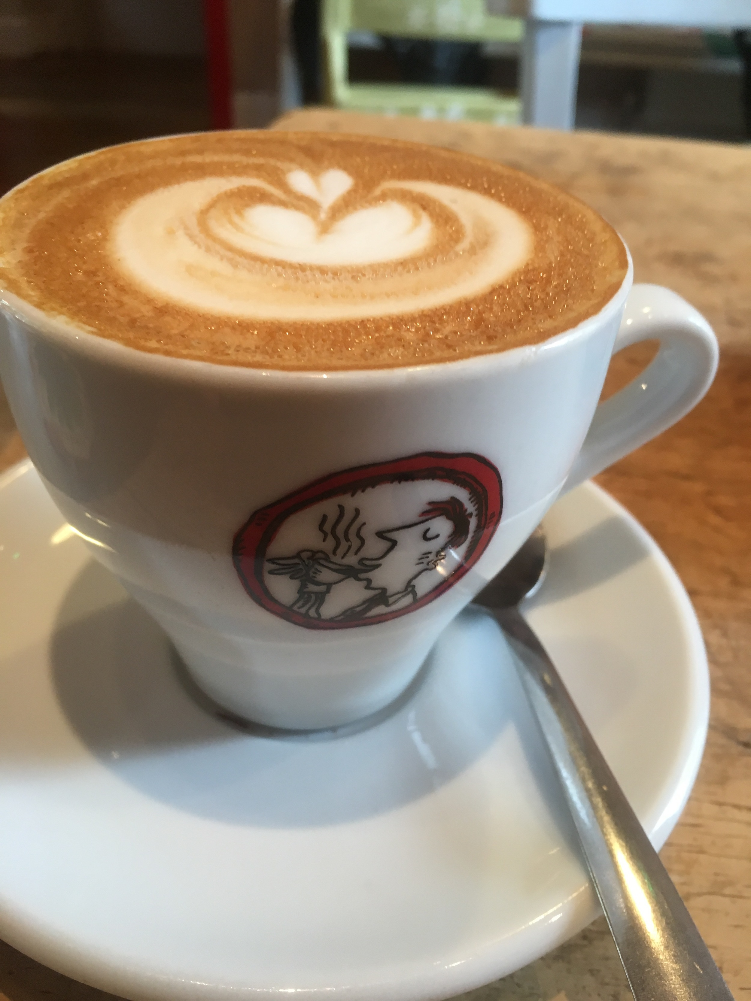 Great looking coffee
