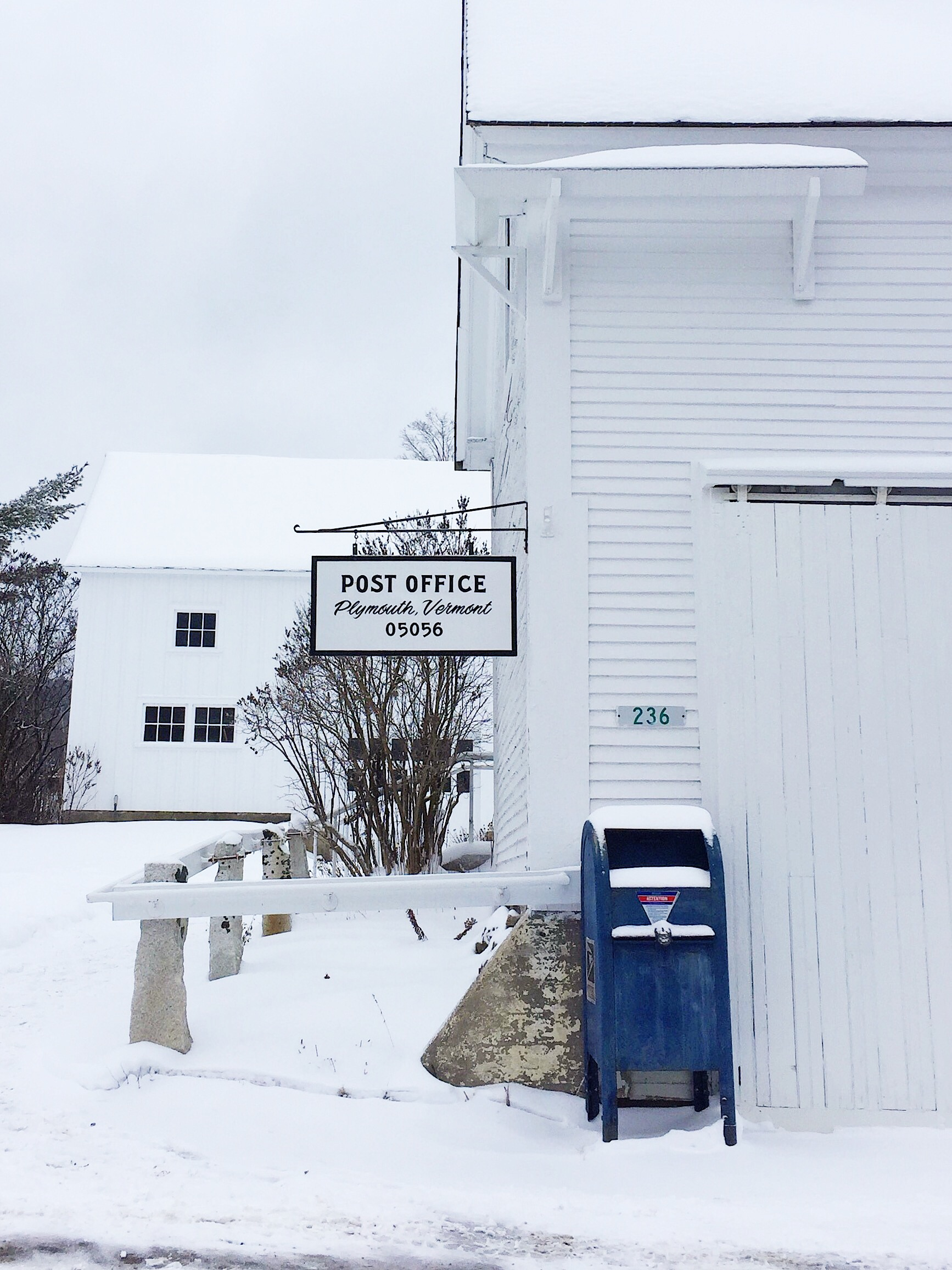 plymouth vermont post office
