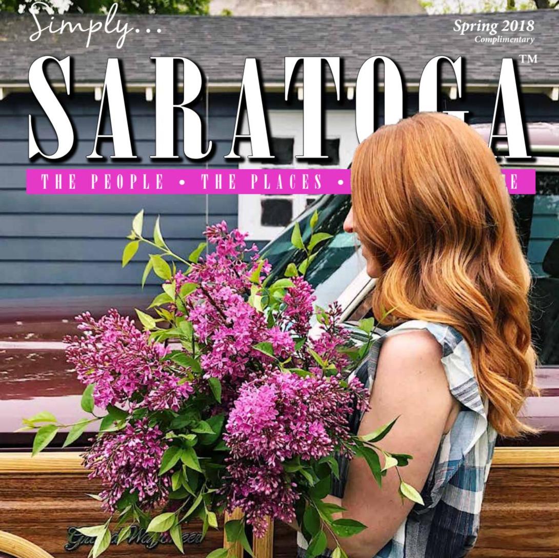 Simply Saratoga - Spring 2018