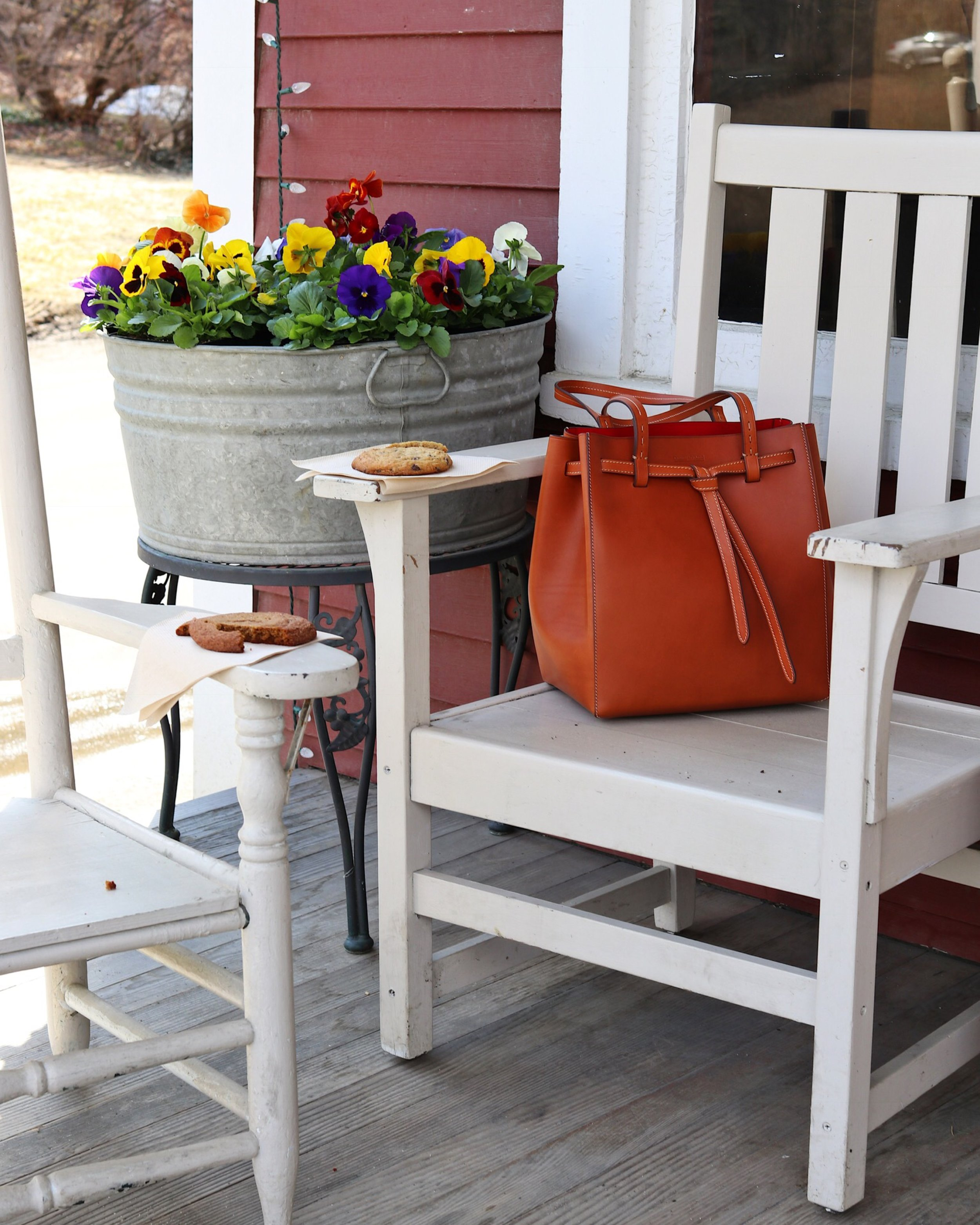 South Woodstock Country Store Porch