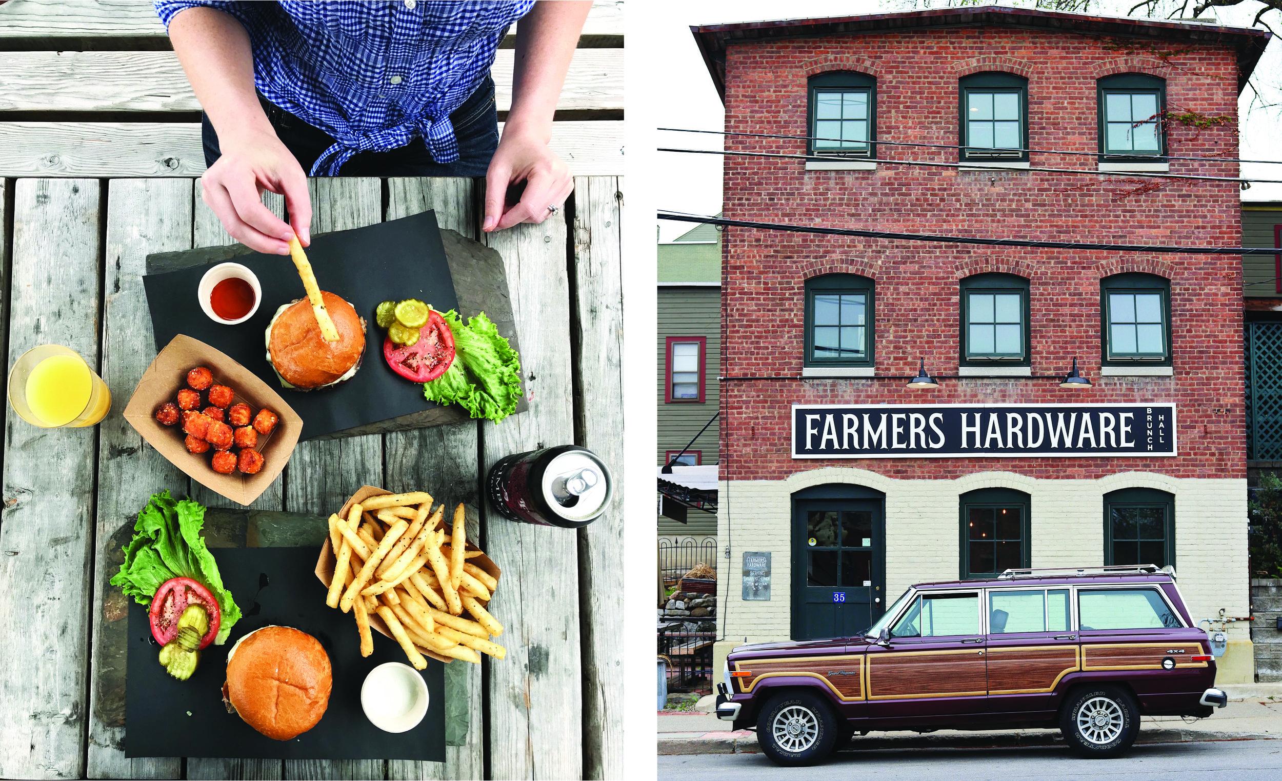 Farmers Hardware Saratoga