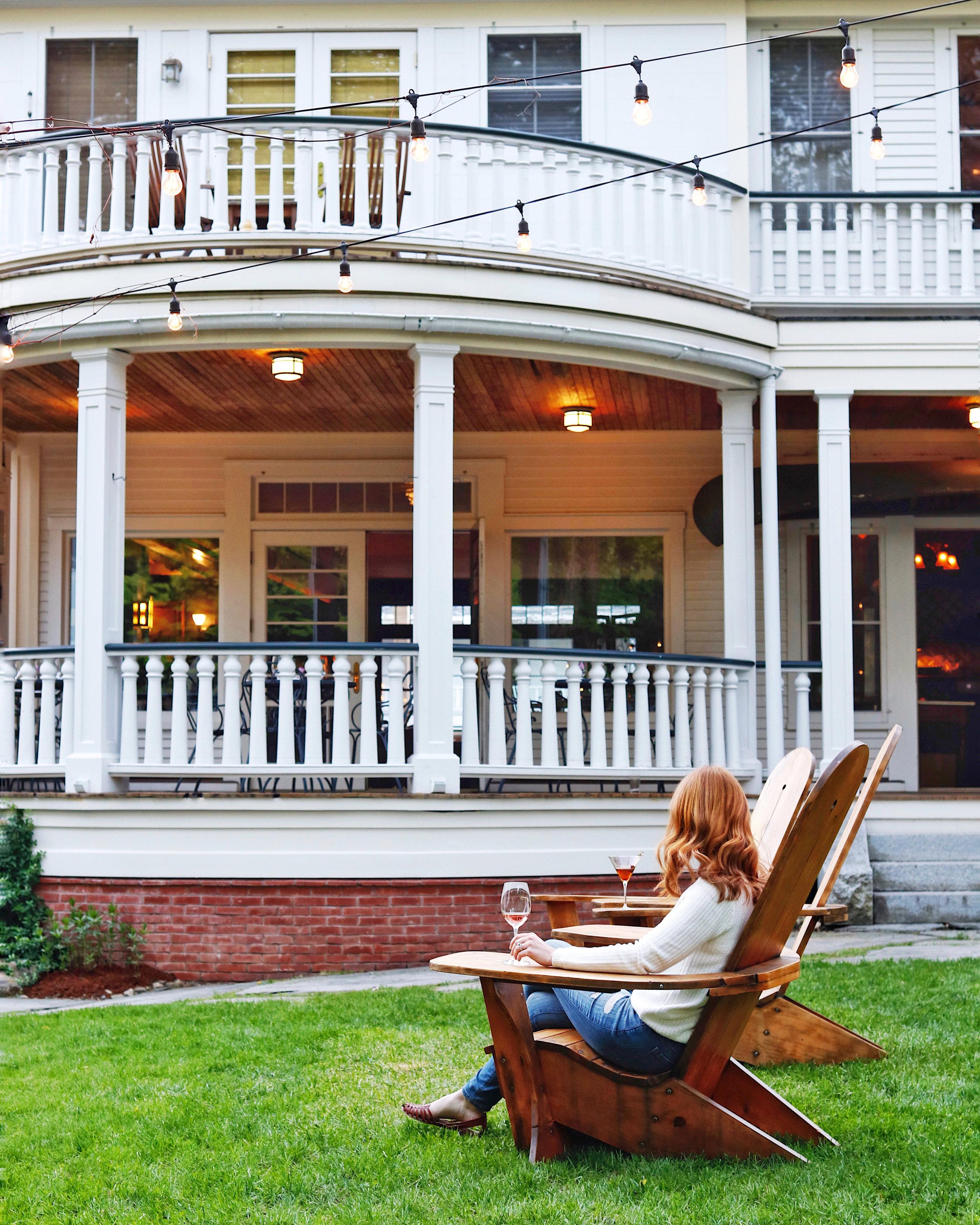 Pitcher Inn Warren Vermont