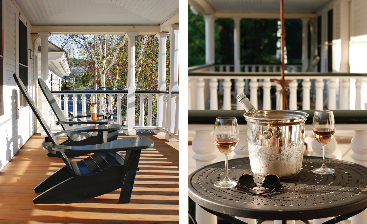 Coolidge Room Porch