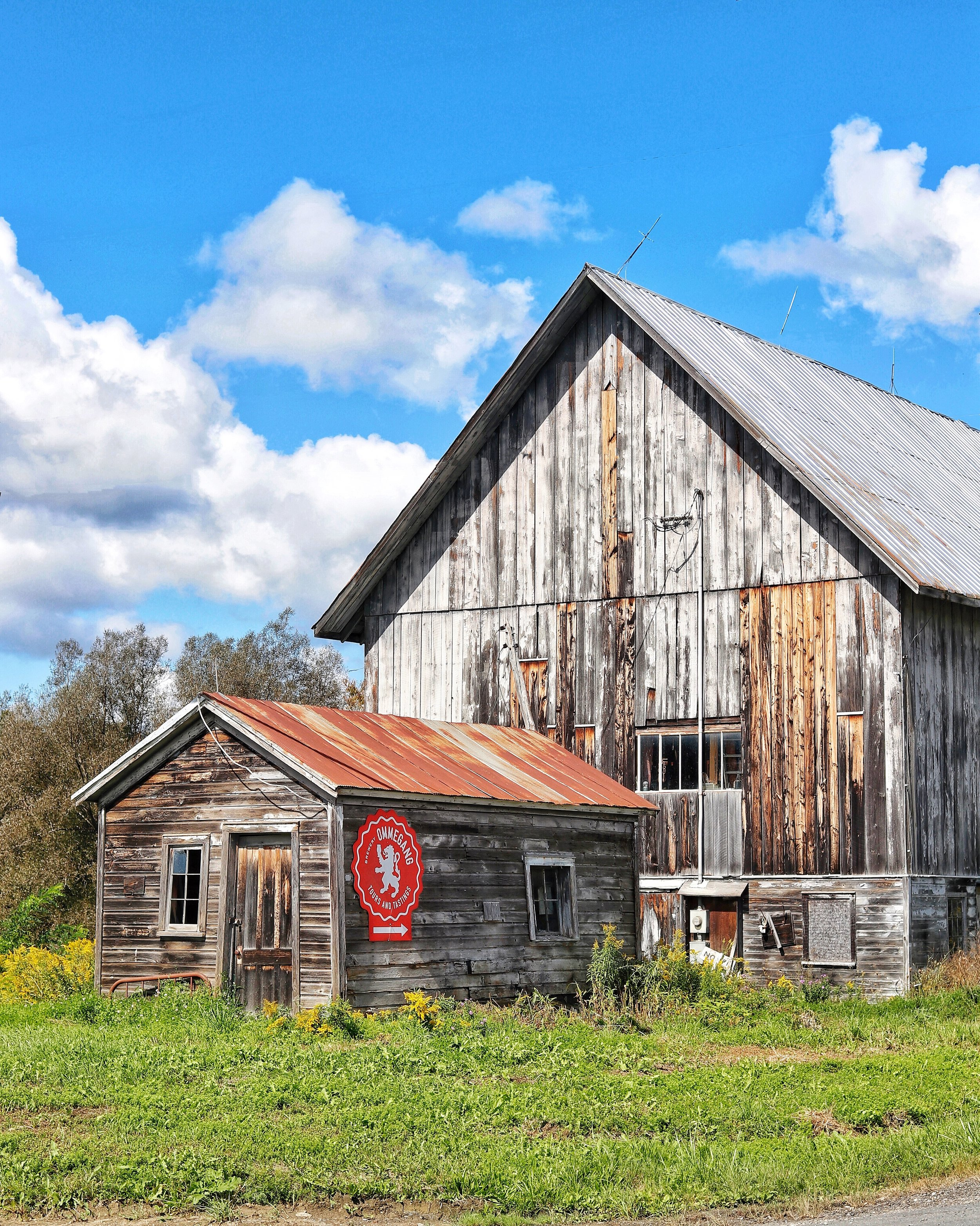 Brewery Ommegang - Cooperstown Barn