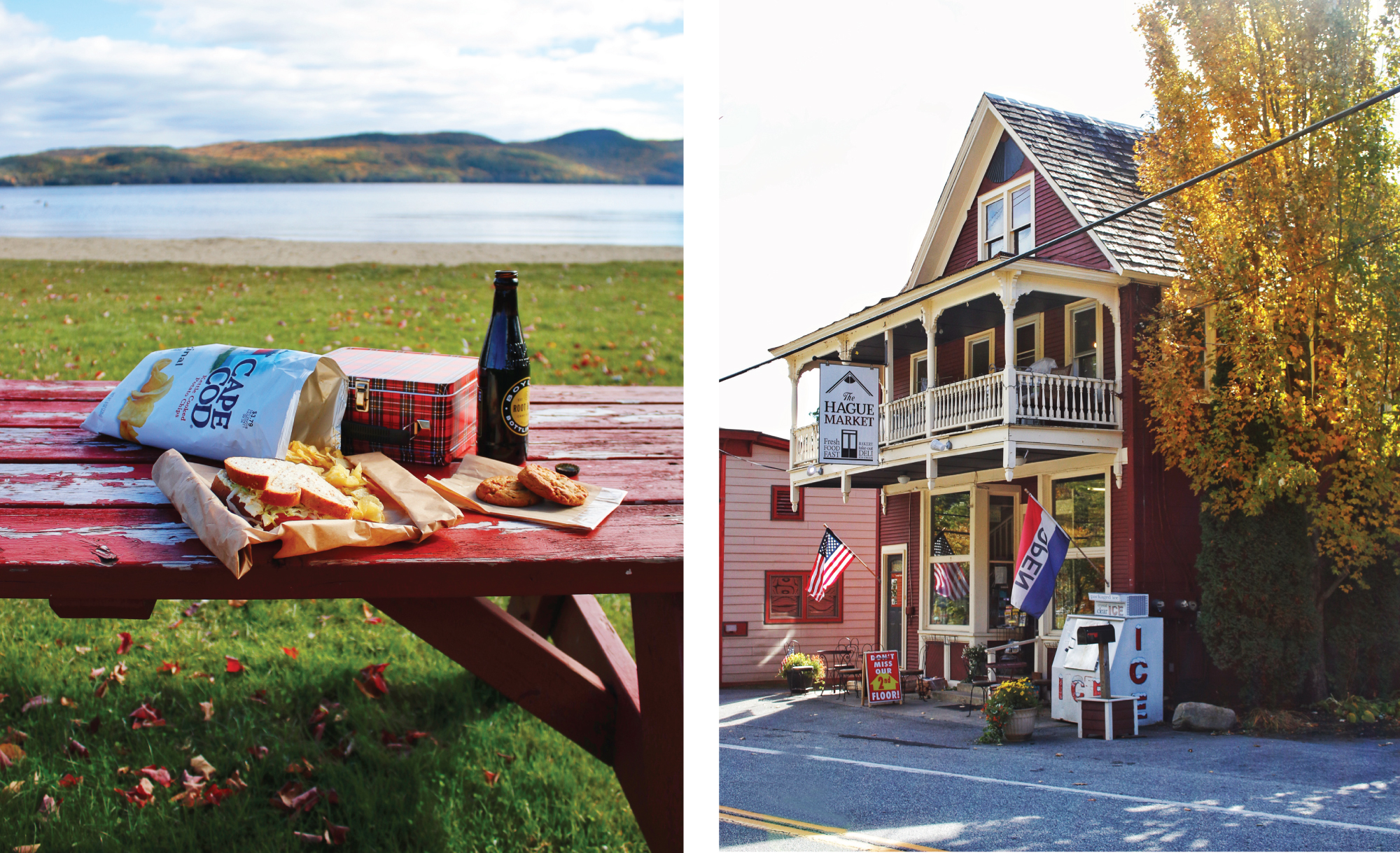 Lake George Travel Guide