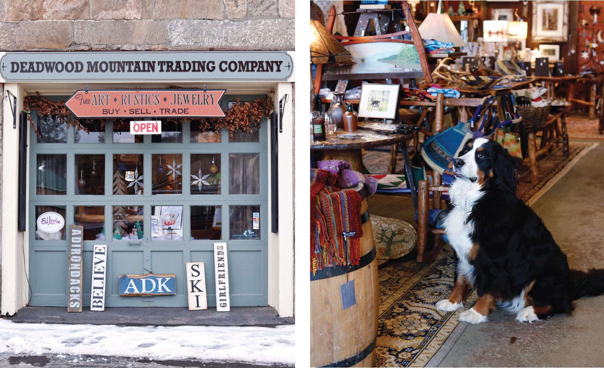 Deadwood Mountain Trading Company Warrensburg NY