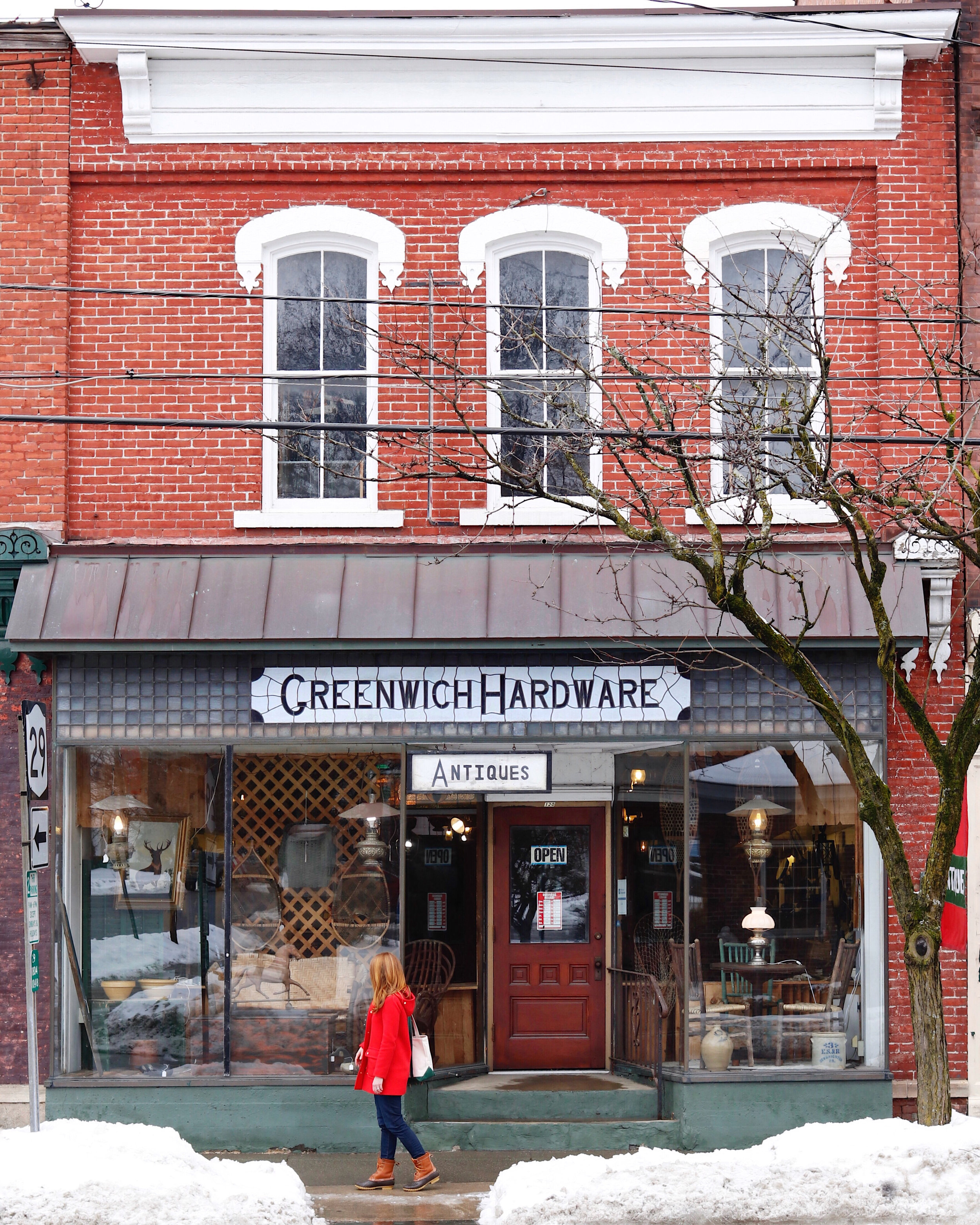 Greenwich Hardware Antiques Washington County NY