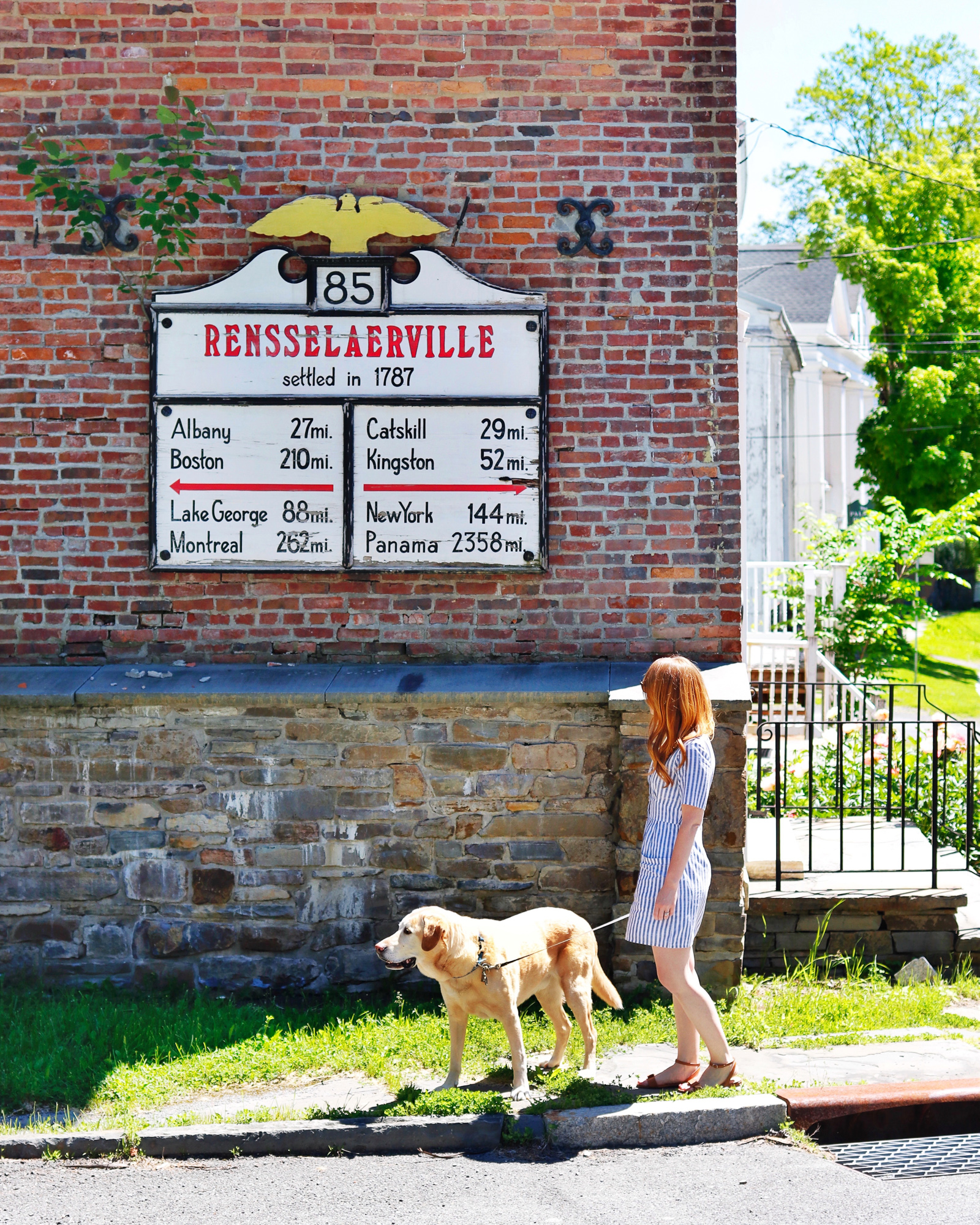 Rensselaerville NY Guide