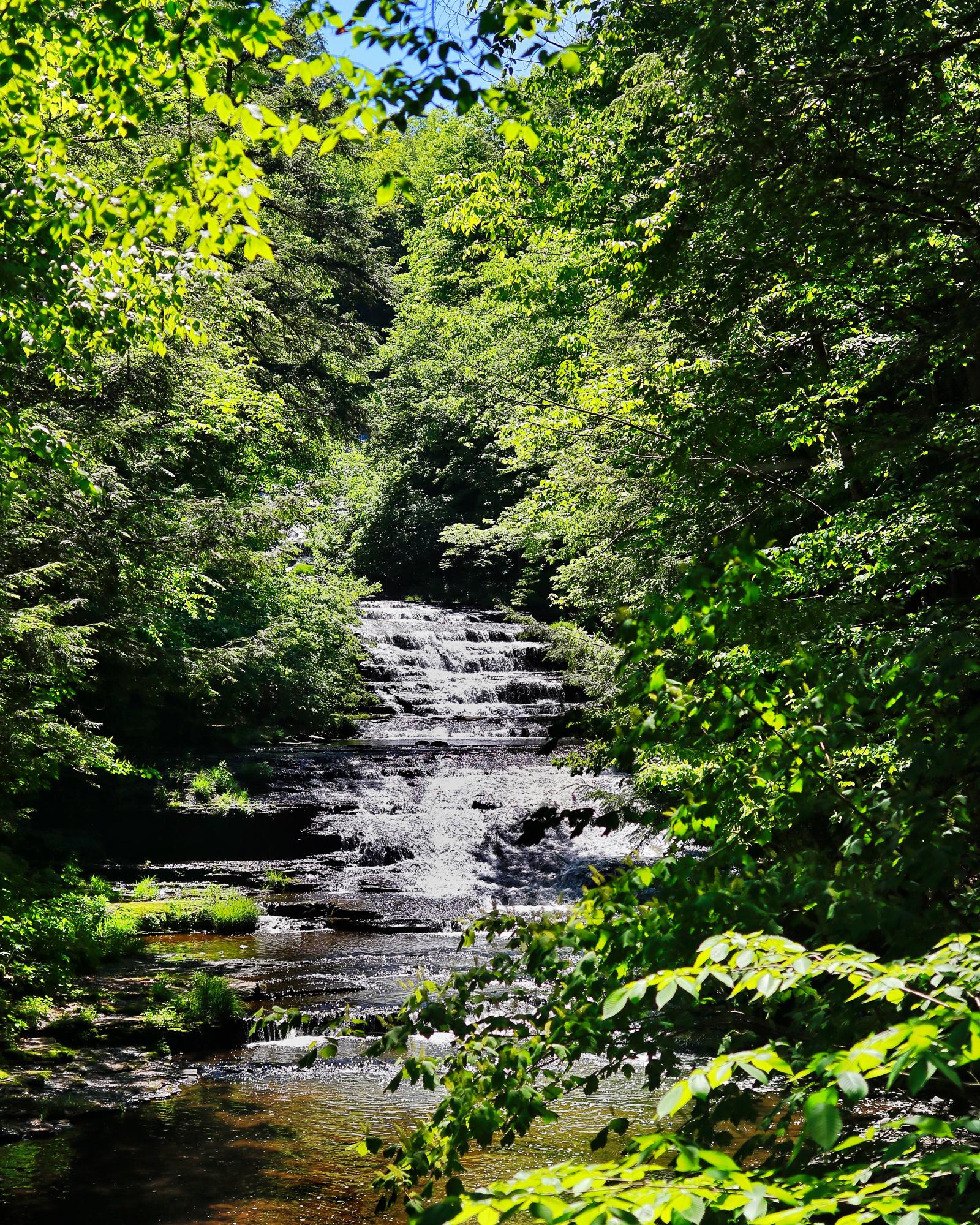 Rensselaerville Falls Huyck Preserve