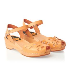 The lovely neutral sandal from  Swedish Hasbeen .