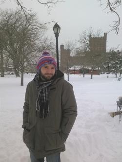 Alex - Warm it Forward - Buffalo - NestingDoll