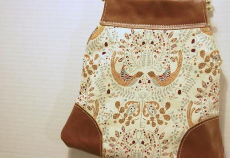 Bottom - Folk Frame Bag - NestingDoll.