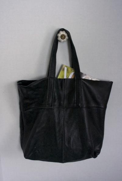 Black Leather Tote - Magazine.jpg