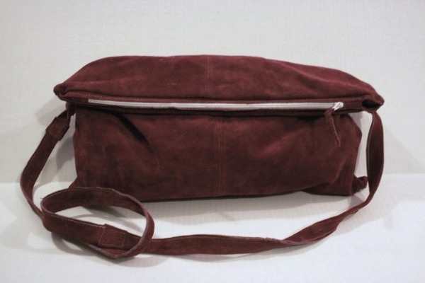 Maroon Cross Body Bag - NestingDoll.