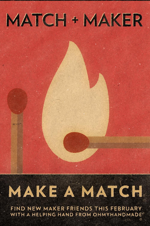 Match + Maker - Oh My! Handmade.