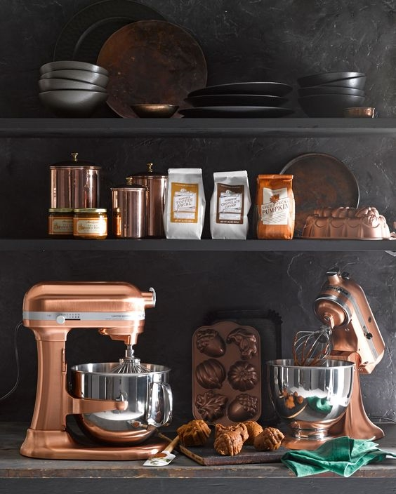 From  Williams Sonoma  - gushing.