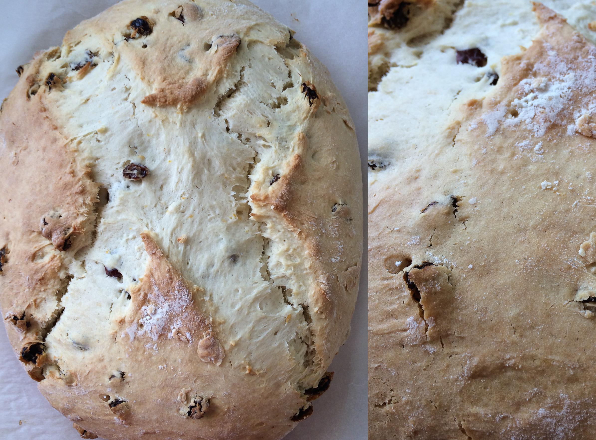 irish soda bread | leigh clair