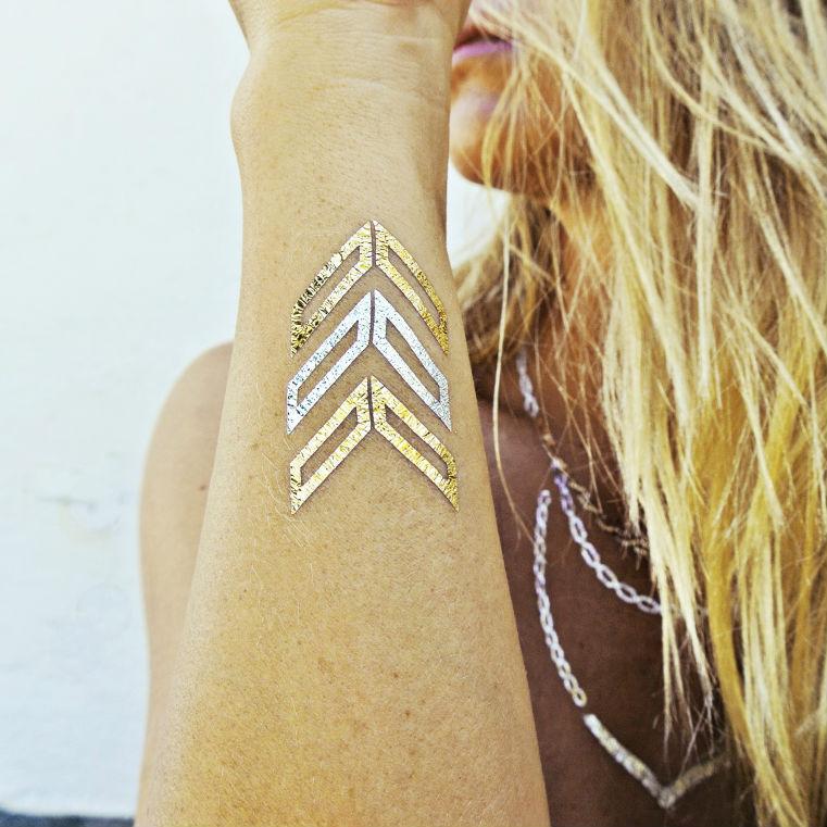 Lena Flash Tattoo