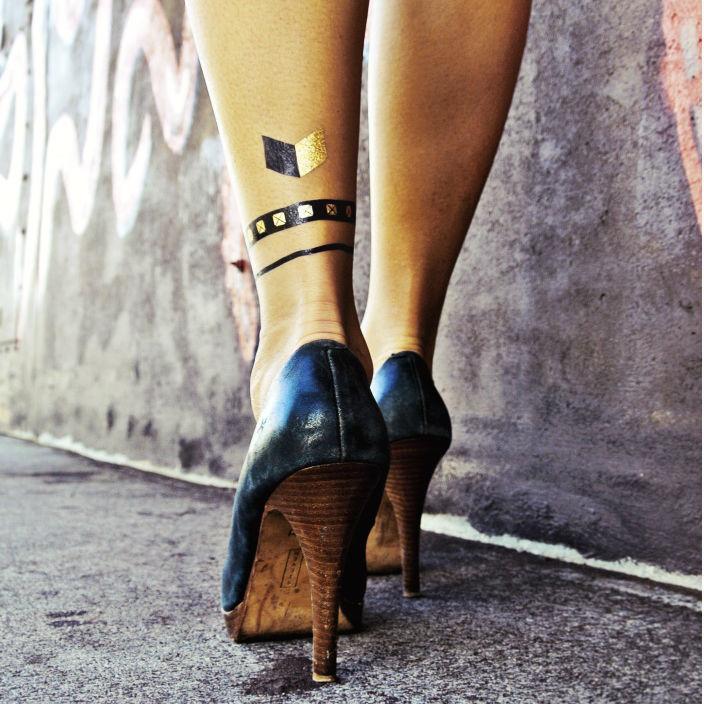 Nikki Flash Tattoo