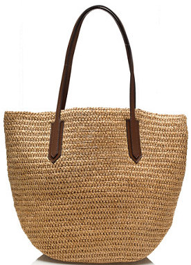 Beach Tote, perfect for the Farmers' Market, too!