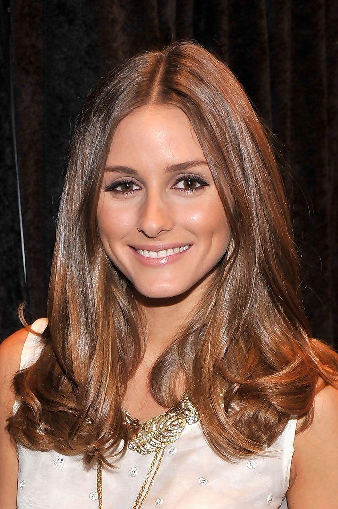 Olivia Palermo's Glossy Hair Secret