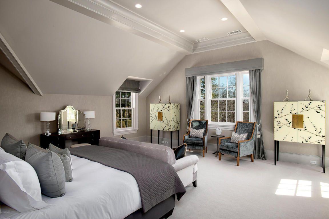 lovely bedroom in greenwich