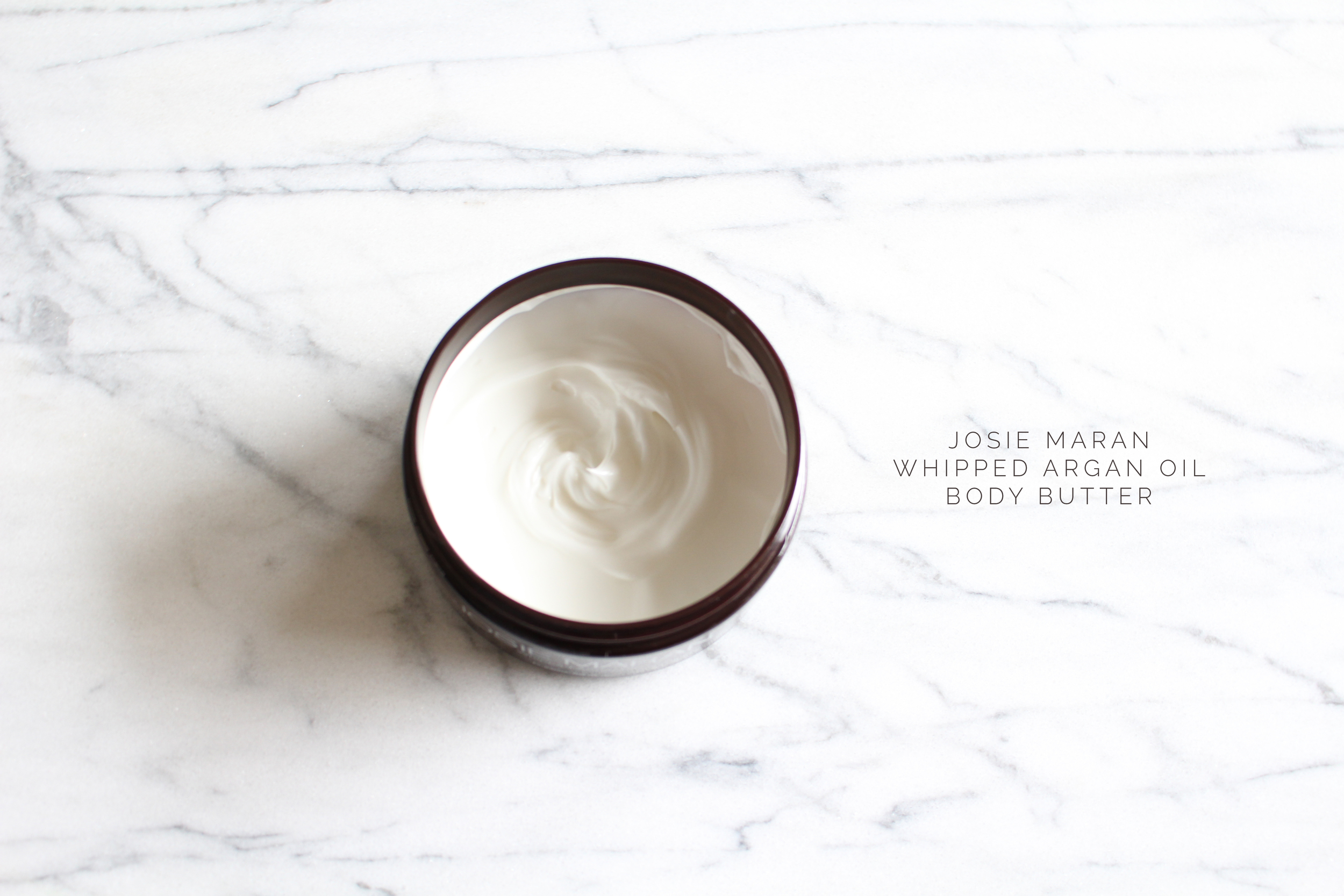 josie maran whipped argan oil review. click to find out how it keeps skin moisturized for a full 24 hours!
