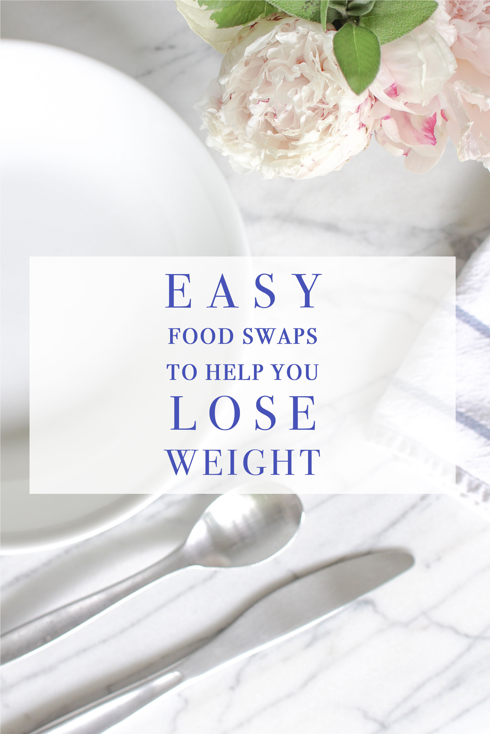 Weight loss plateau? Make these food swaps now for results! - Leigh Clair