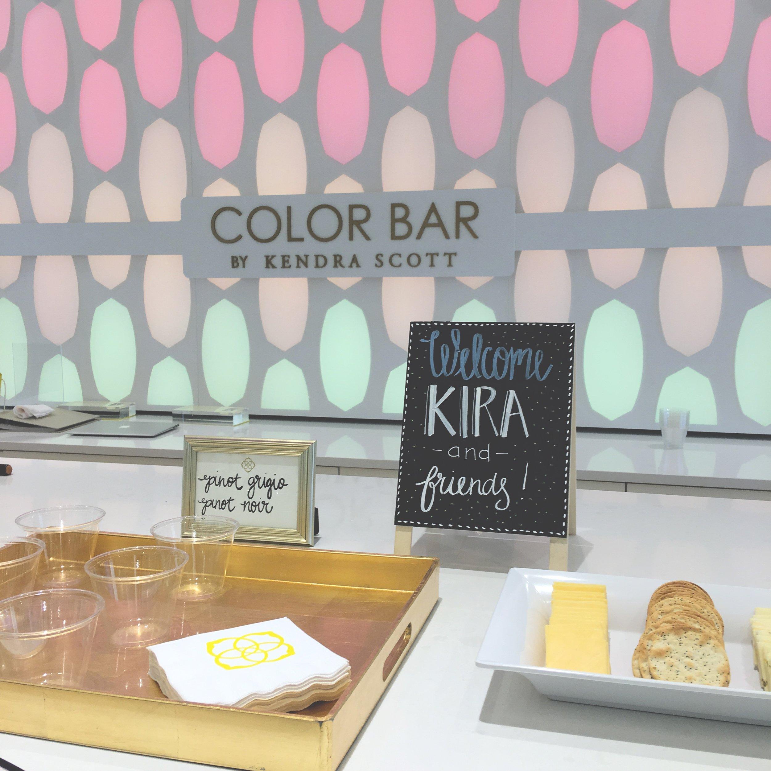 Kendra Scott Southpark Charlotte - KiraSemple.com