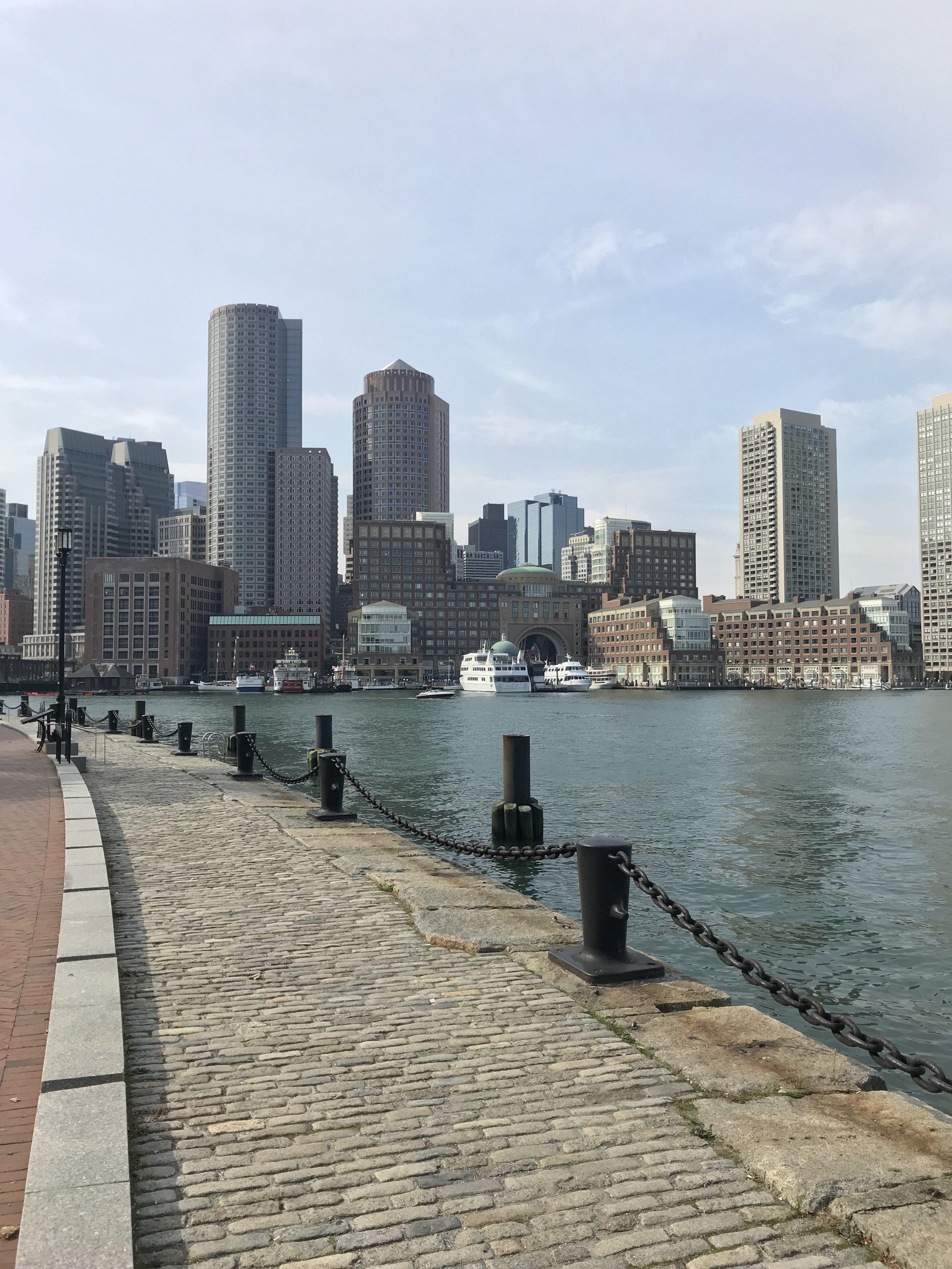 Boston, MA   Photo by Kira Semple