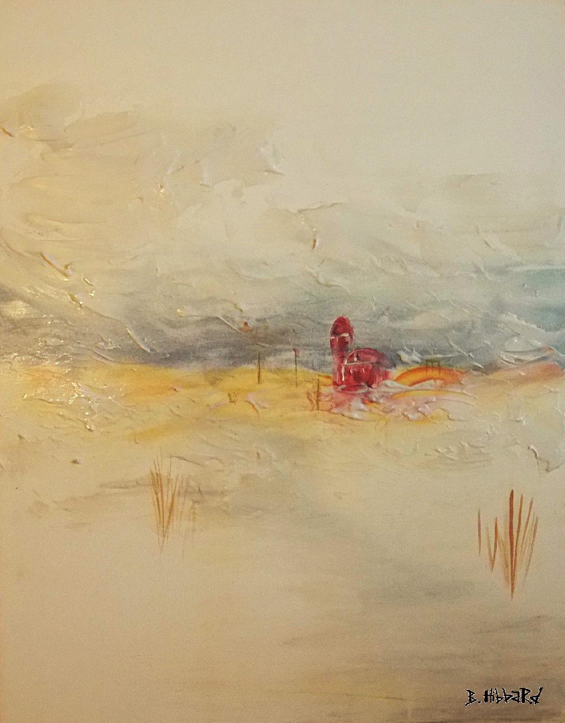 """Wisconsin Winter"" Brian R. Hibbard 2012"