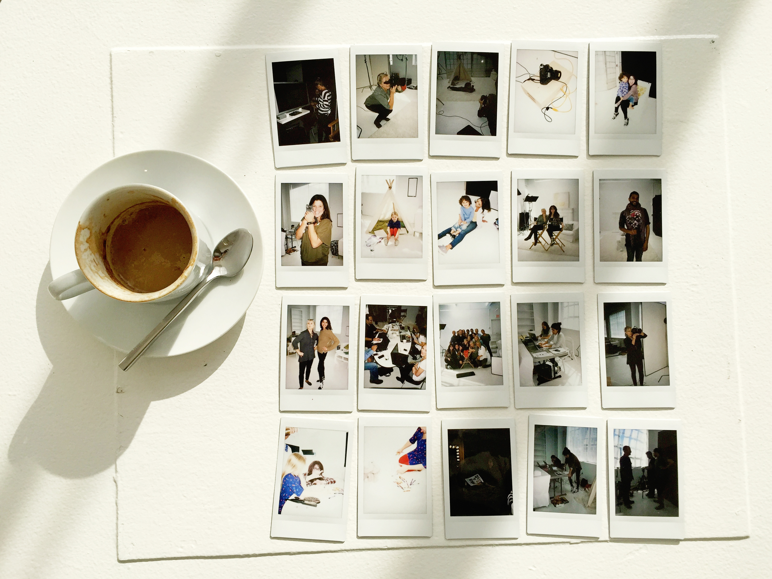 Polaroid Gallery.