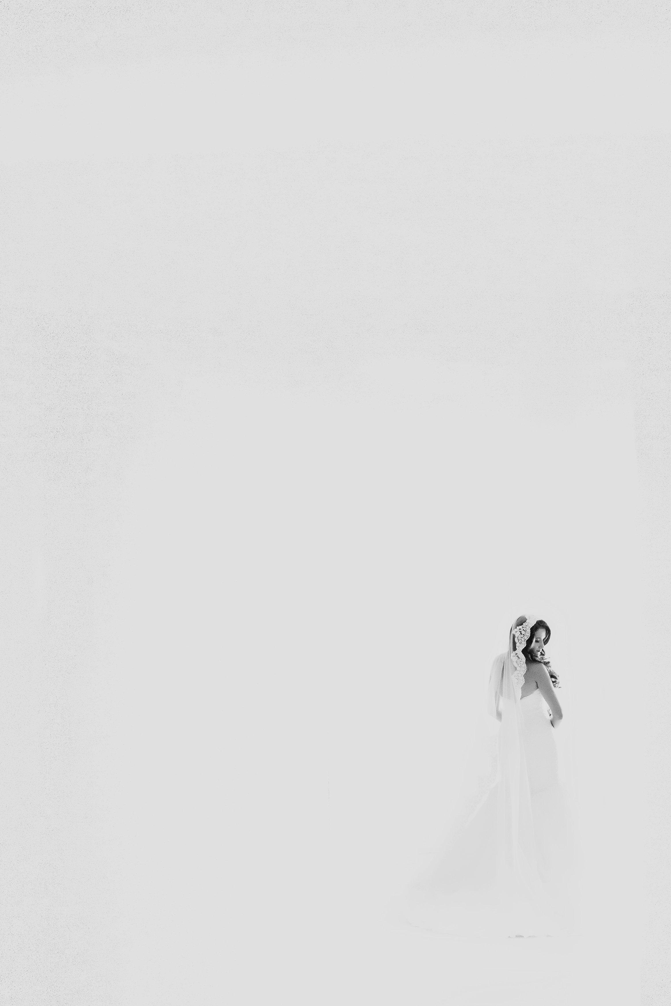 Stunning bride at WigWam