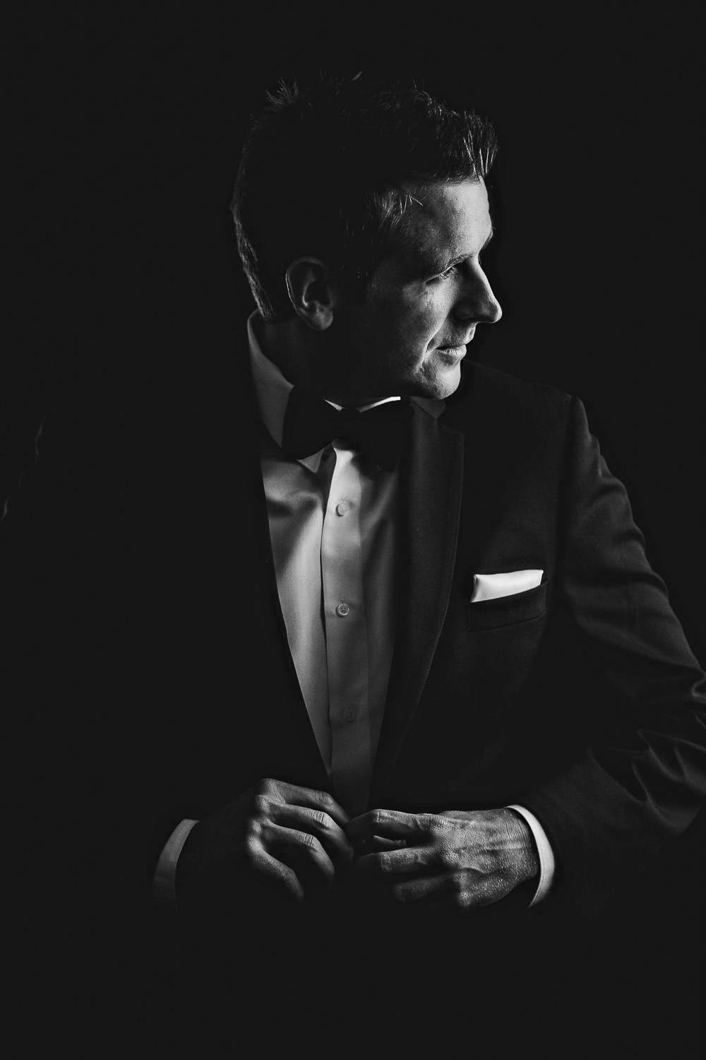 Handsome Arizona Wedding Groom
