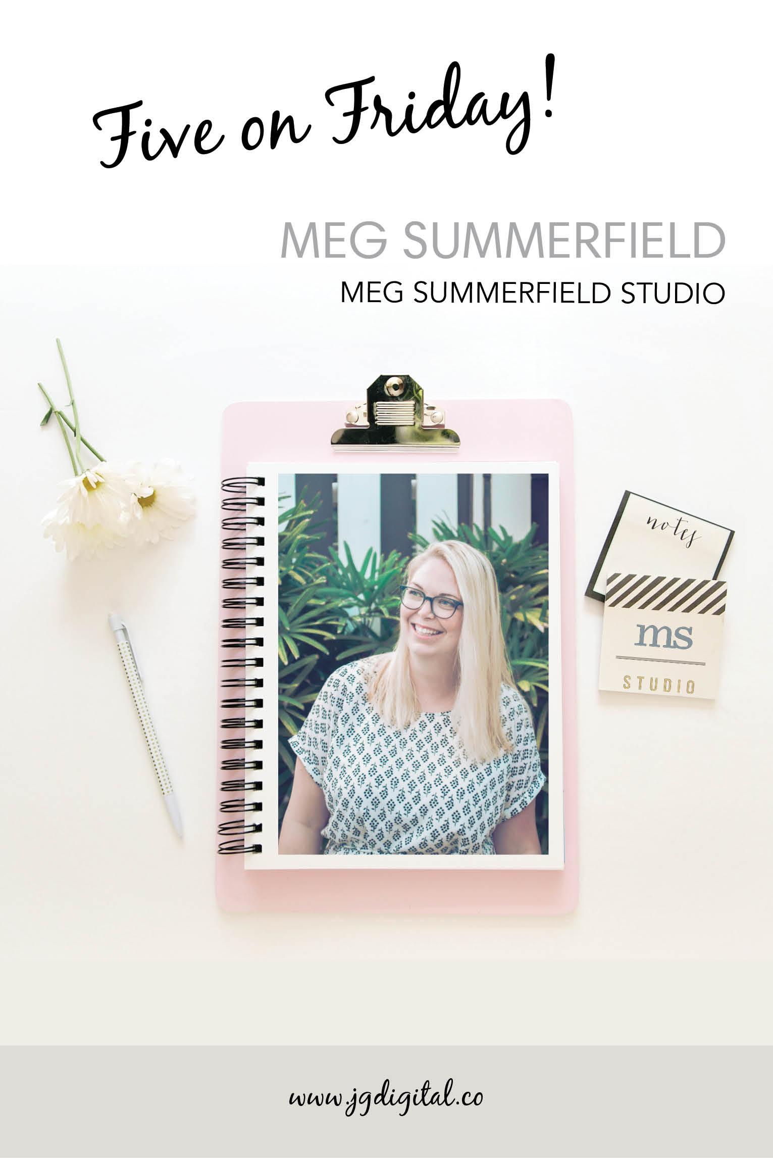 Meg Summerfield