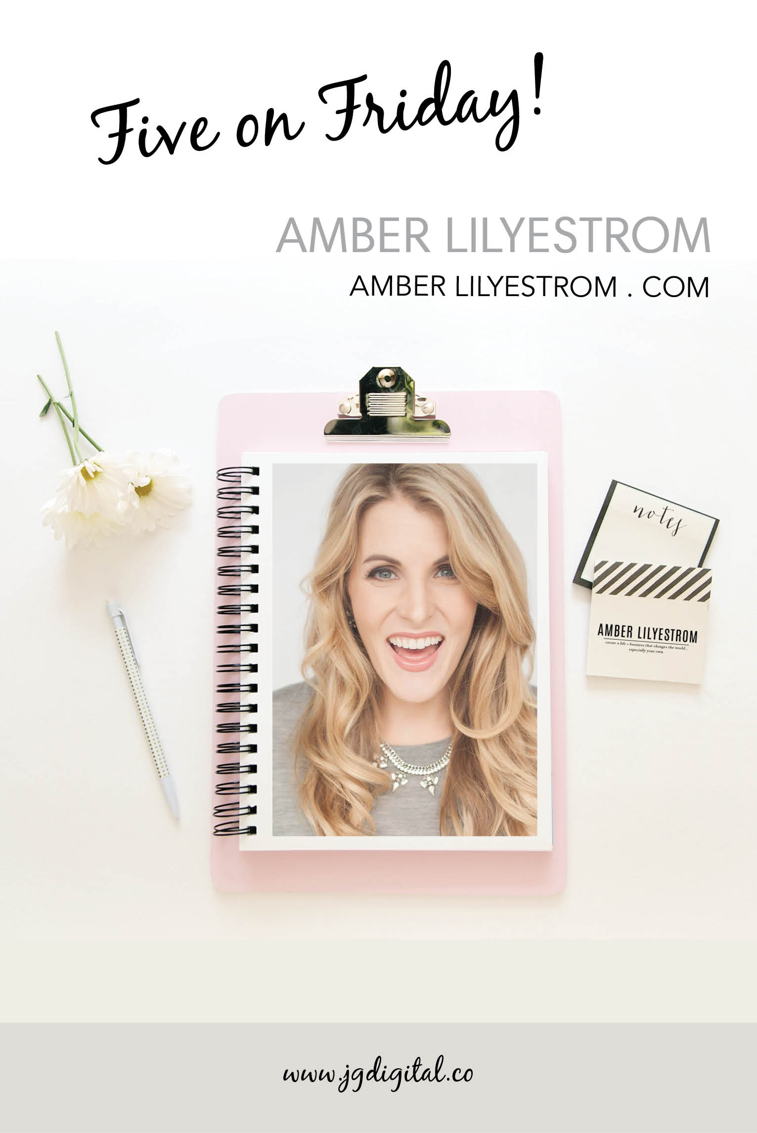 Amber Lilyestrom